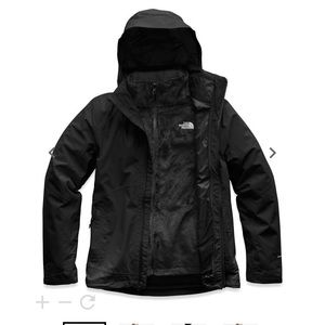 North Face Women's Osito Triclimate Coat